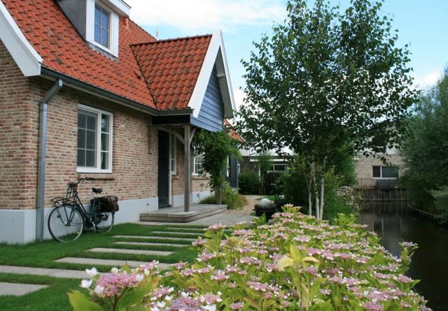 Landelijk moderne tuin. awesome moderne tuin met zwembad luxe hoog
