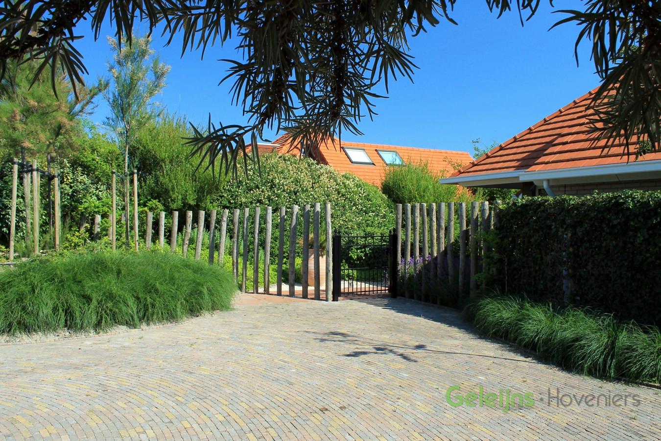 Onderhoudsvriendelijke Tuin Aanleggen : Onderhoudsvriendelijke tuin bij vakantiewoning geleijns hoveniers