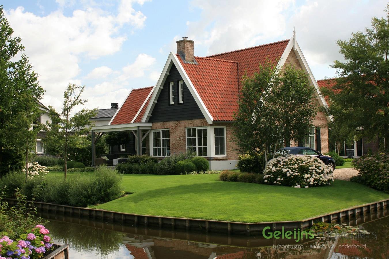 Moderne Landelijke Tuin Geleijns Hoveniers